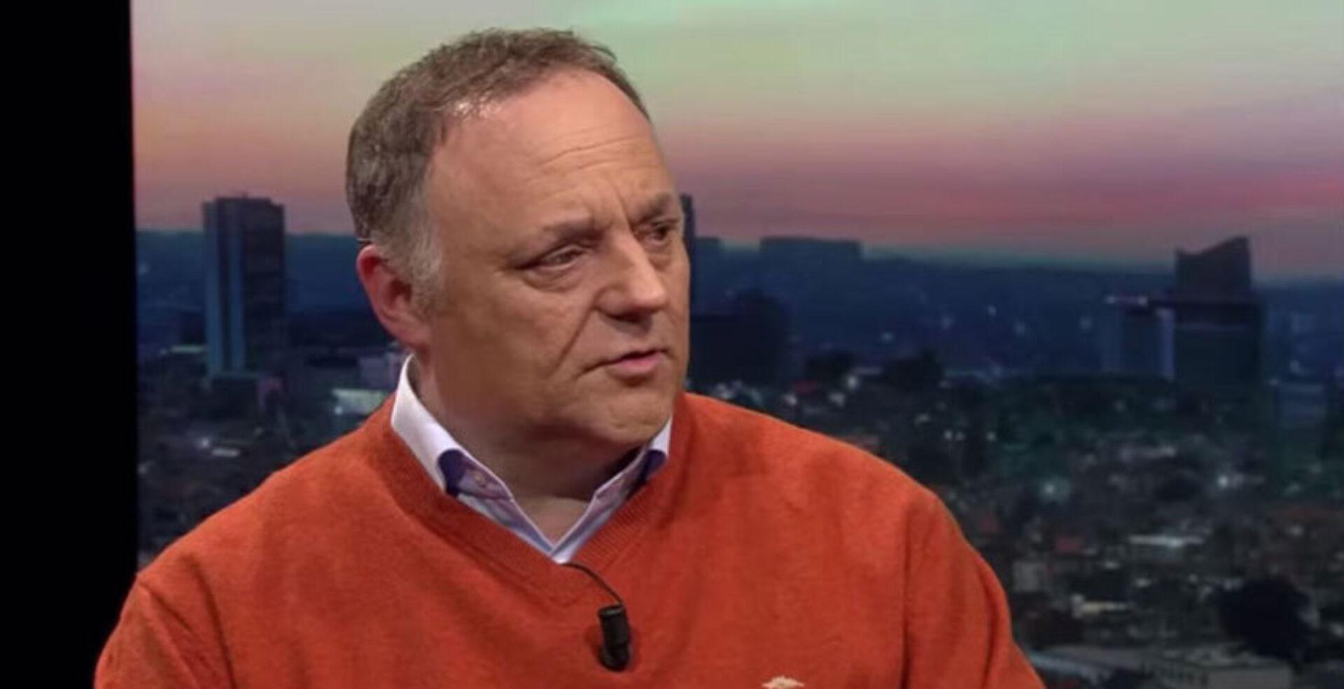 Horoscoopanalyse Marc van Ranst: de nieuwe superheld van België?