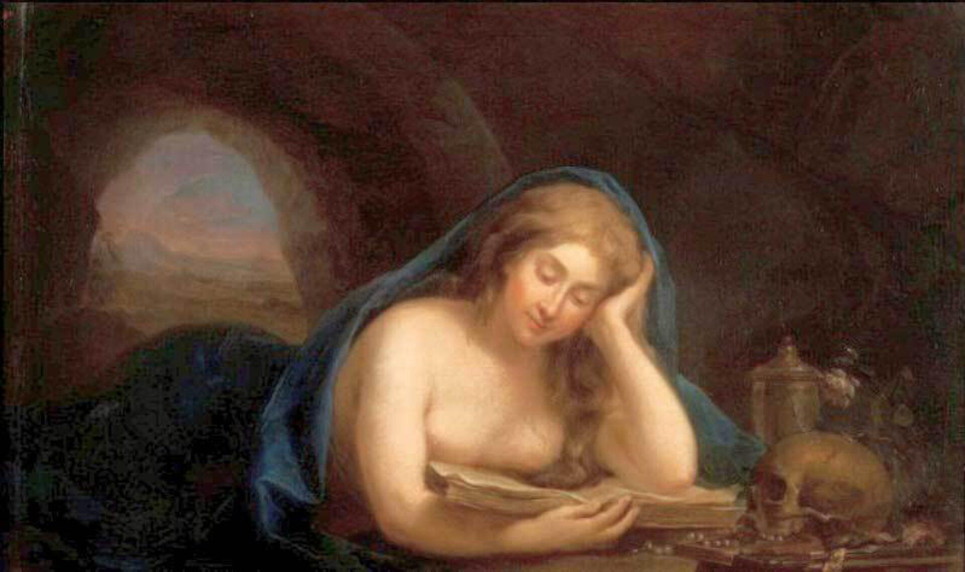 Maria Magdalena: bezeten of spiritueel ontwaakt?