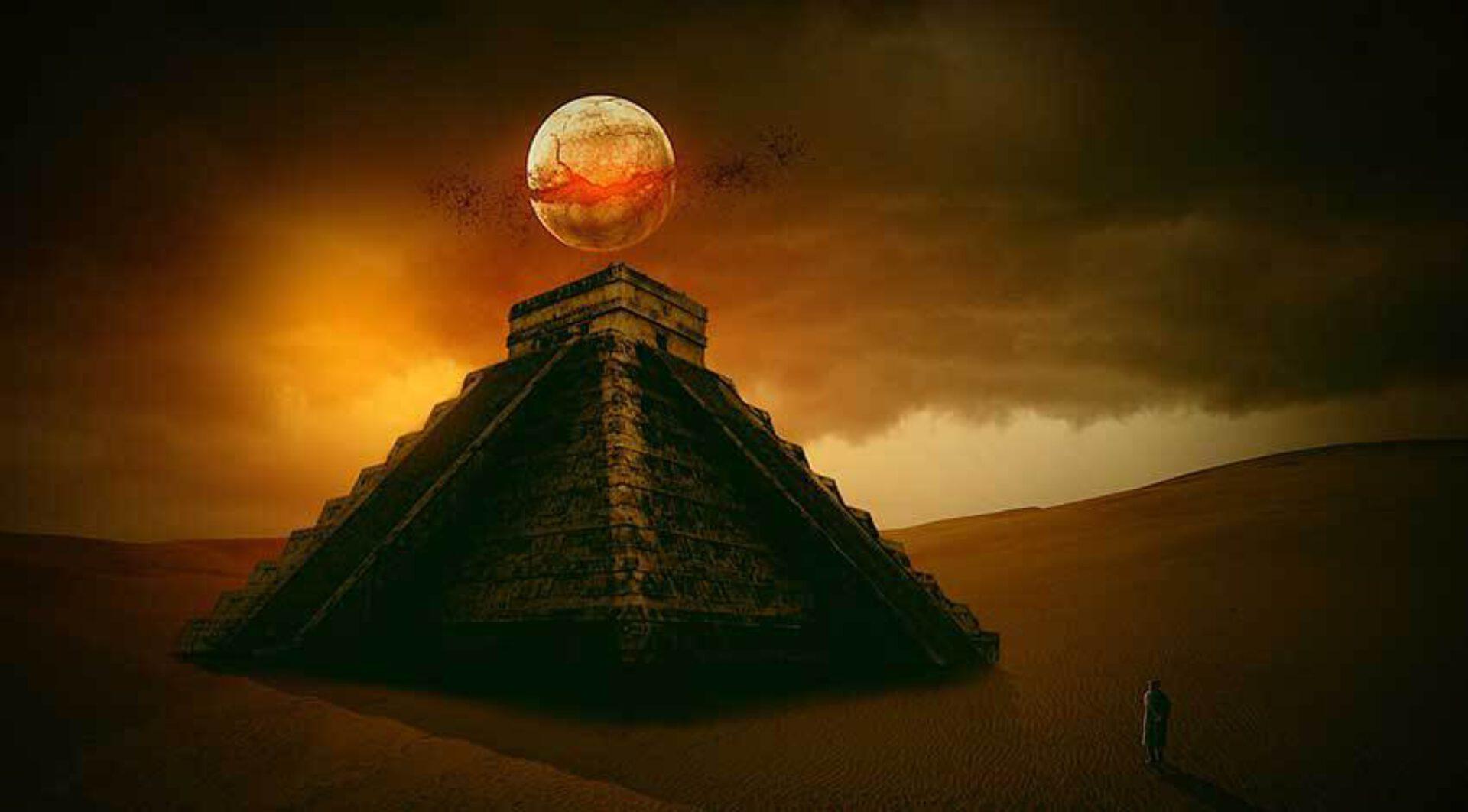 26 juli 2020 / Gelukkig Maya Nieuwjaar!