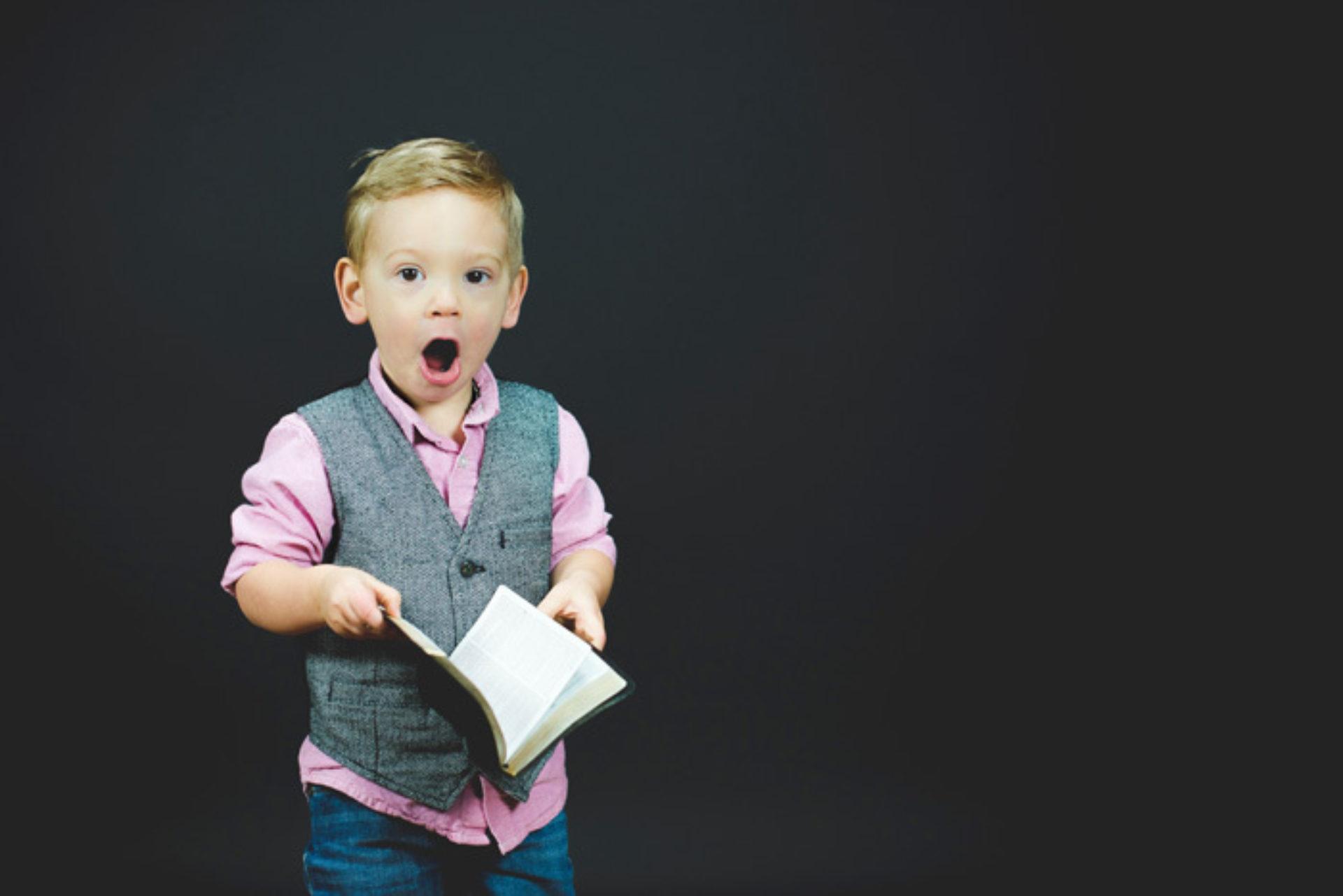 7 tekenen dat je kind moeite heeft om zich te concentreren
