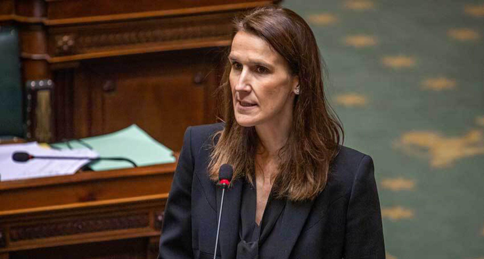 Sophie Wilmès: de vrouw achter de politieke functie