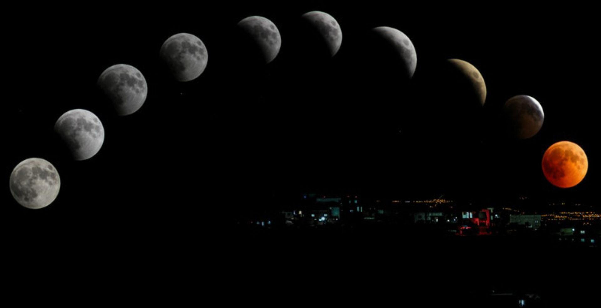 Op het ritme van de maan