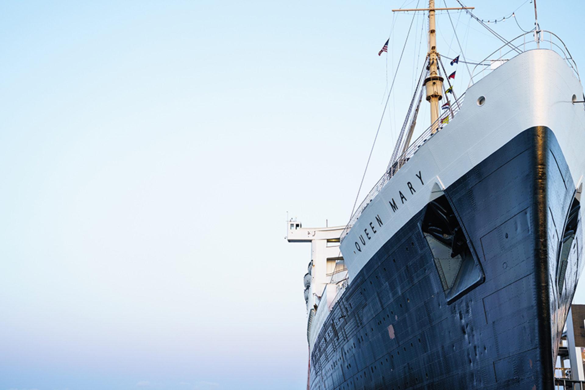 SS Queen Mary: één grote paranormale hotspot