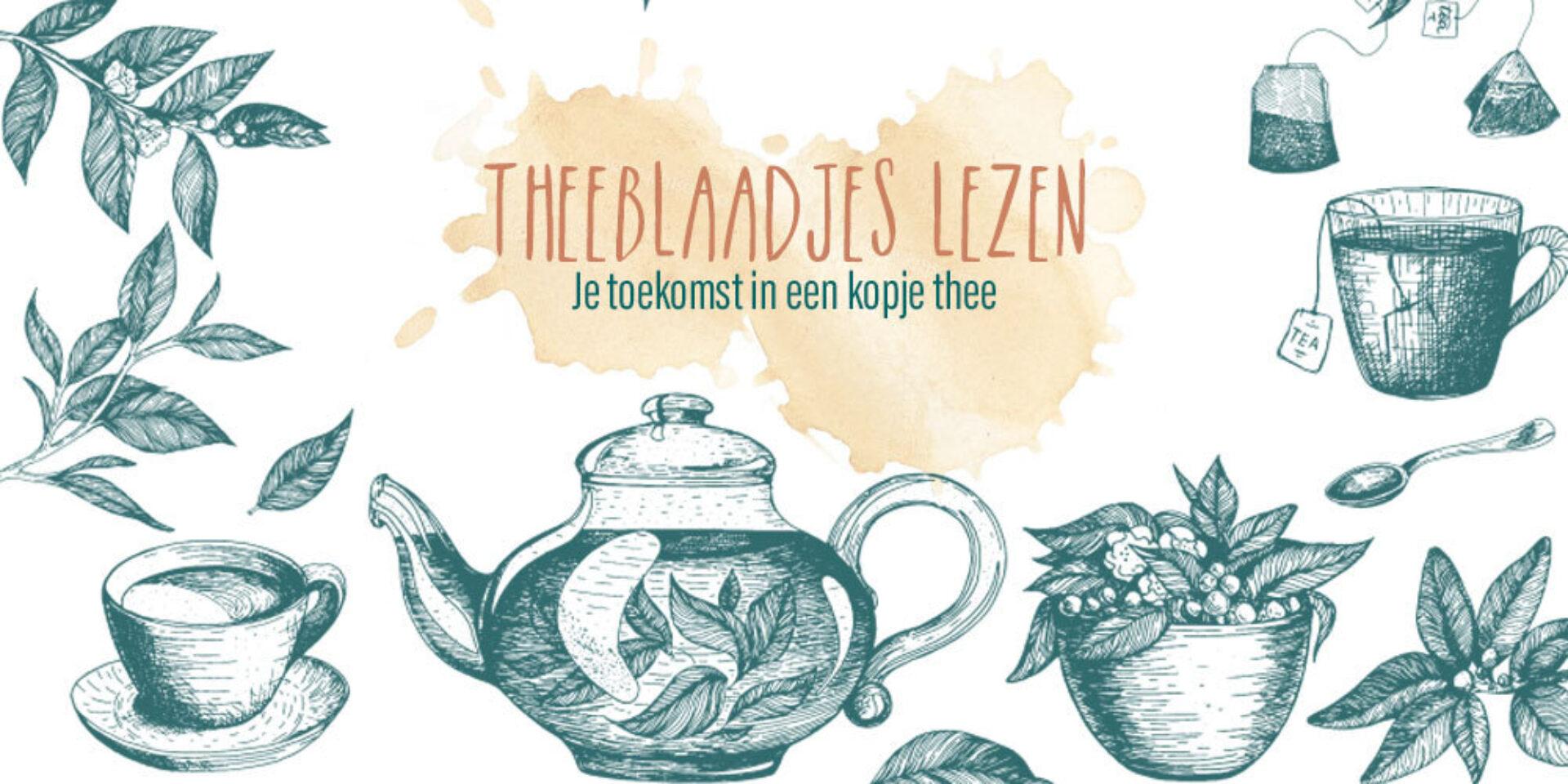 Theeblaadjes lezen: je toekomst in een kopje thee