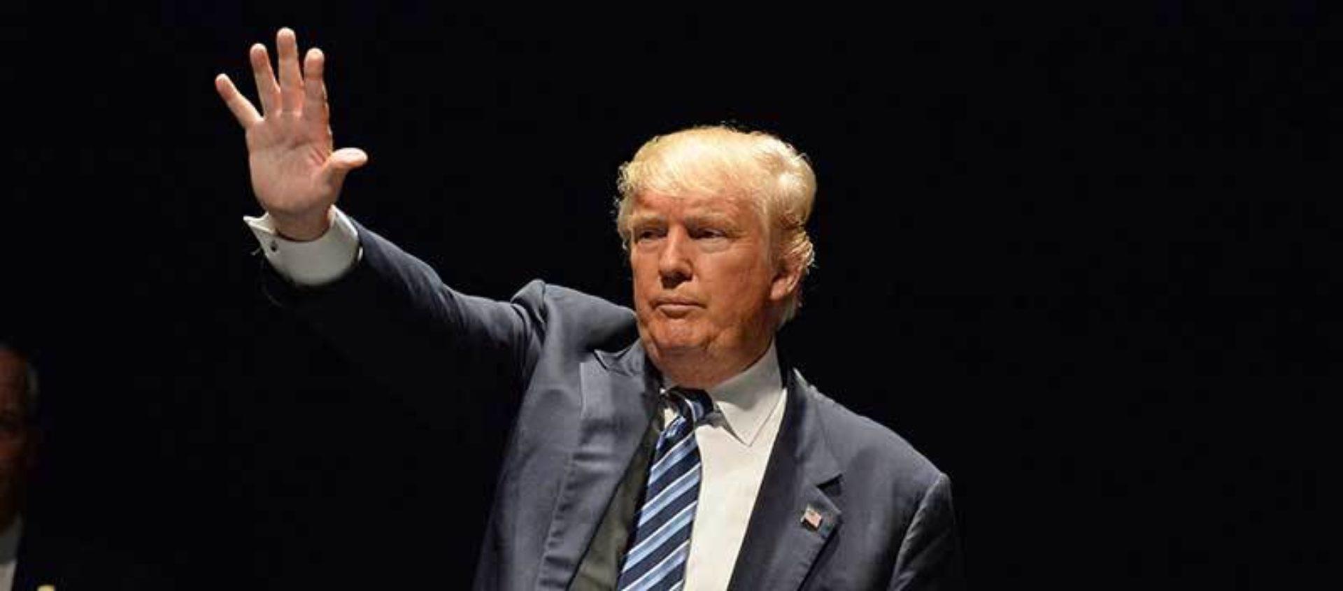 Donald Trump: het enfant terrible van de westerse politiek