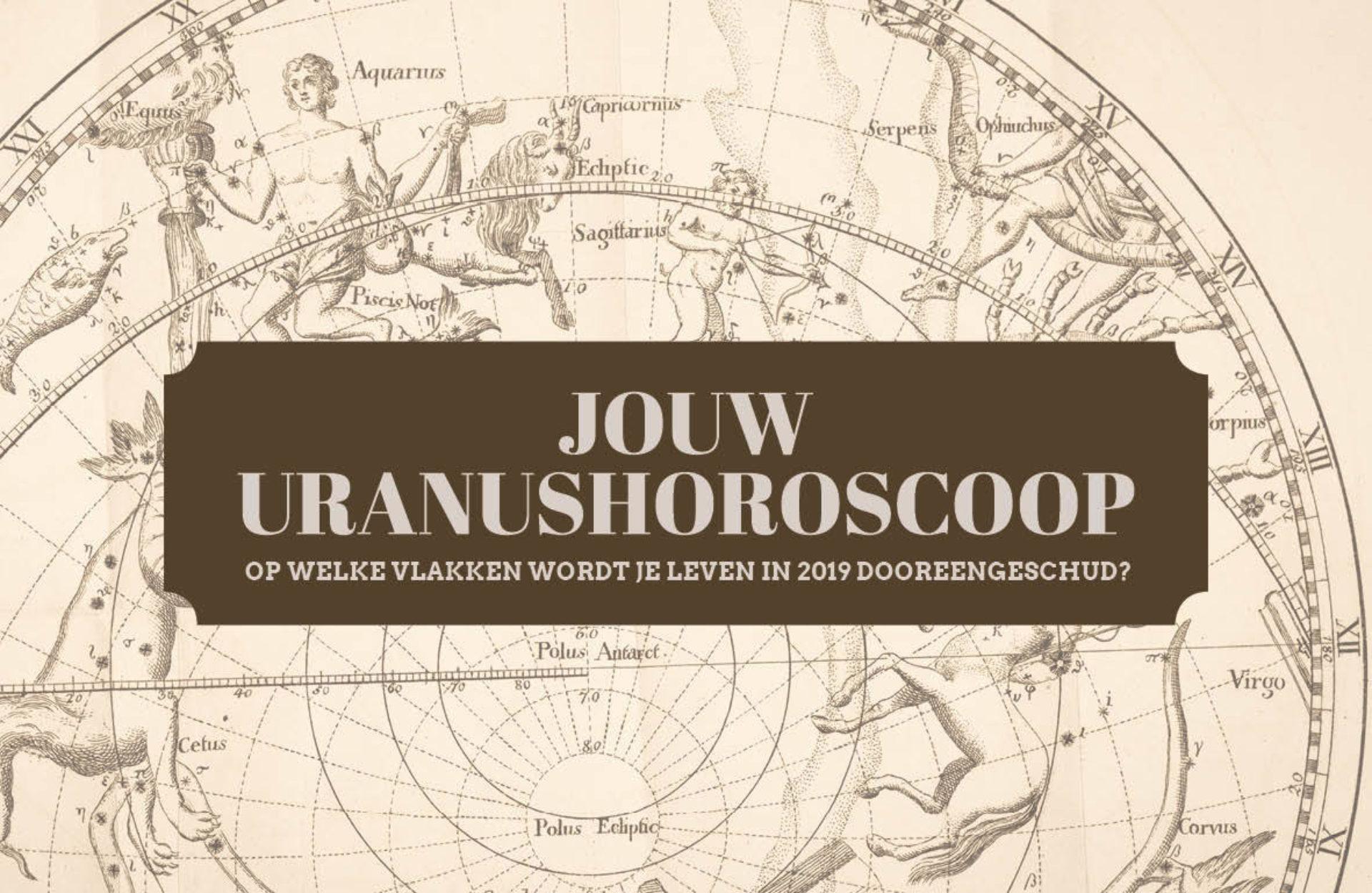 Jouw Uranushoroscoop 2019: de vernieuwer in je leven