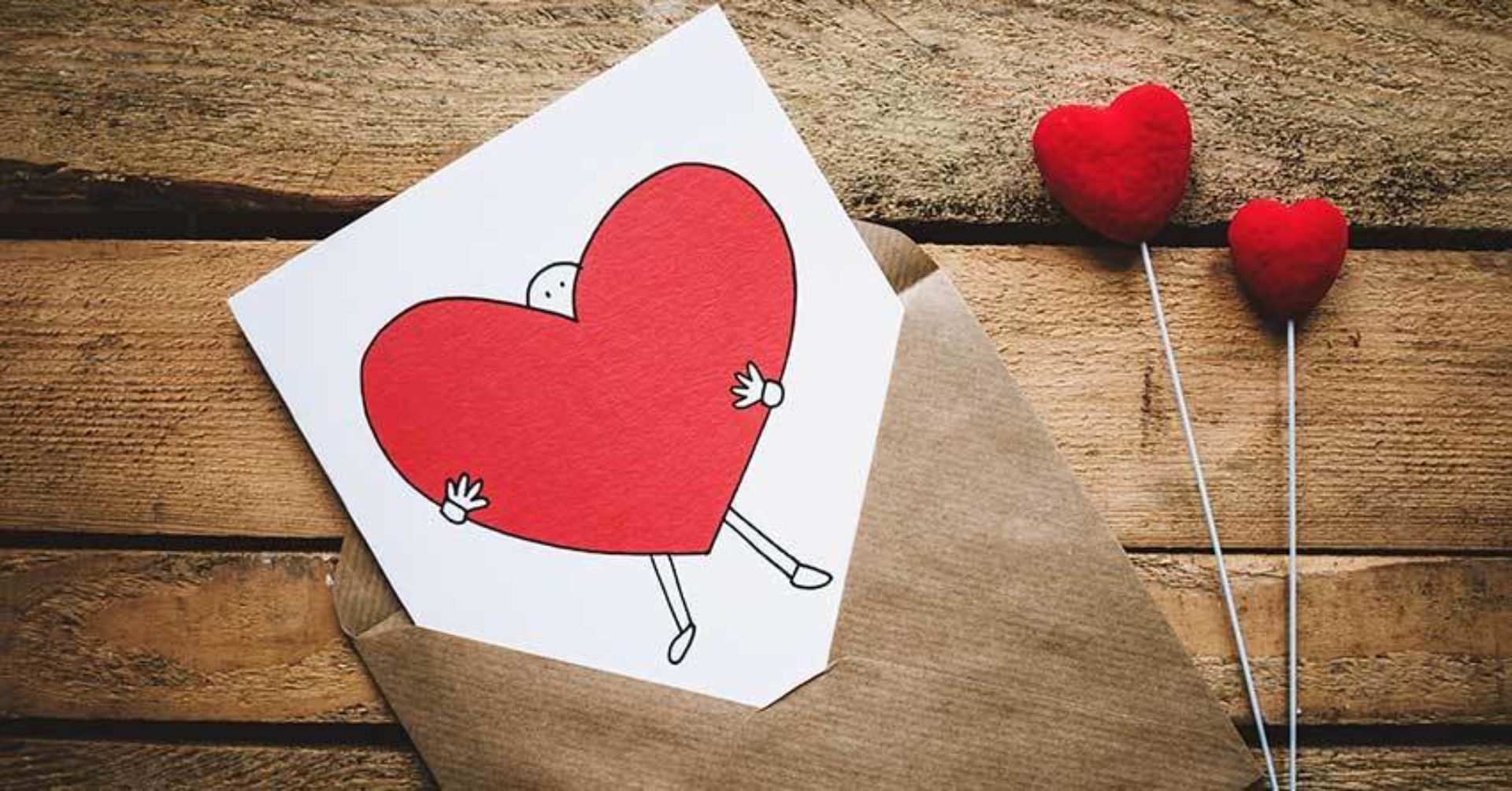 Valentijn volgens de Lenormand