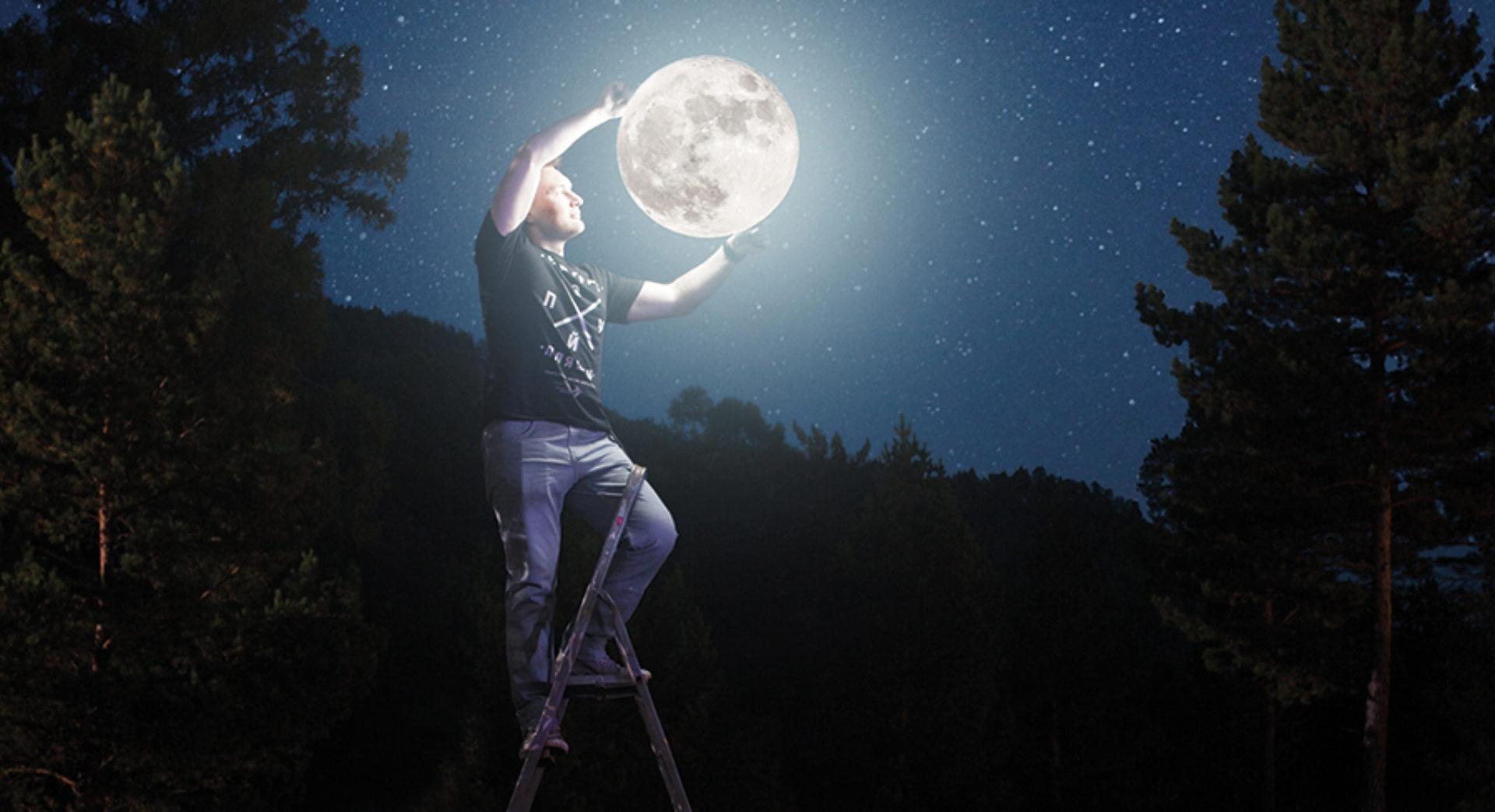 Verbind je met de maanfasen en geef je leven meer glans en kracht - 1/4