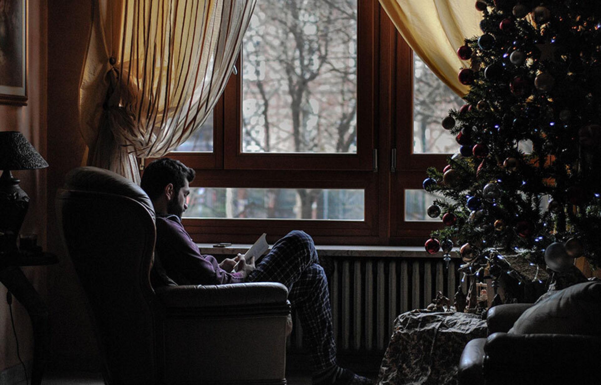 Kerstmis skippen: zorgen de strenge coronamaatregelen voor sterfte door eenzaamheid?