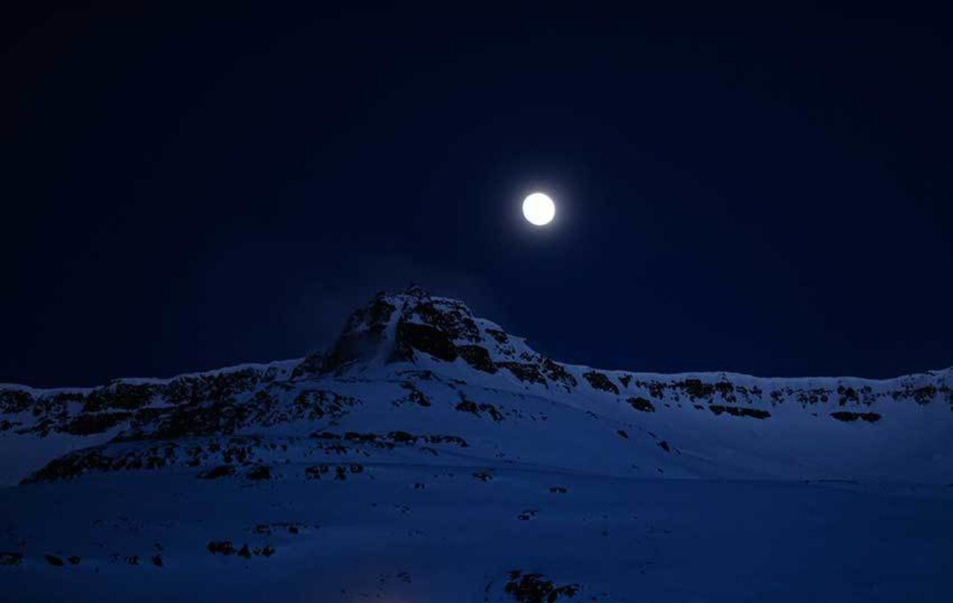 De laatste Volle Maan van het jaar