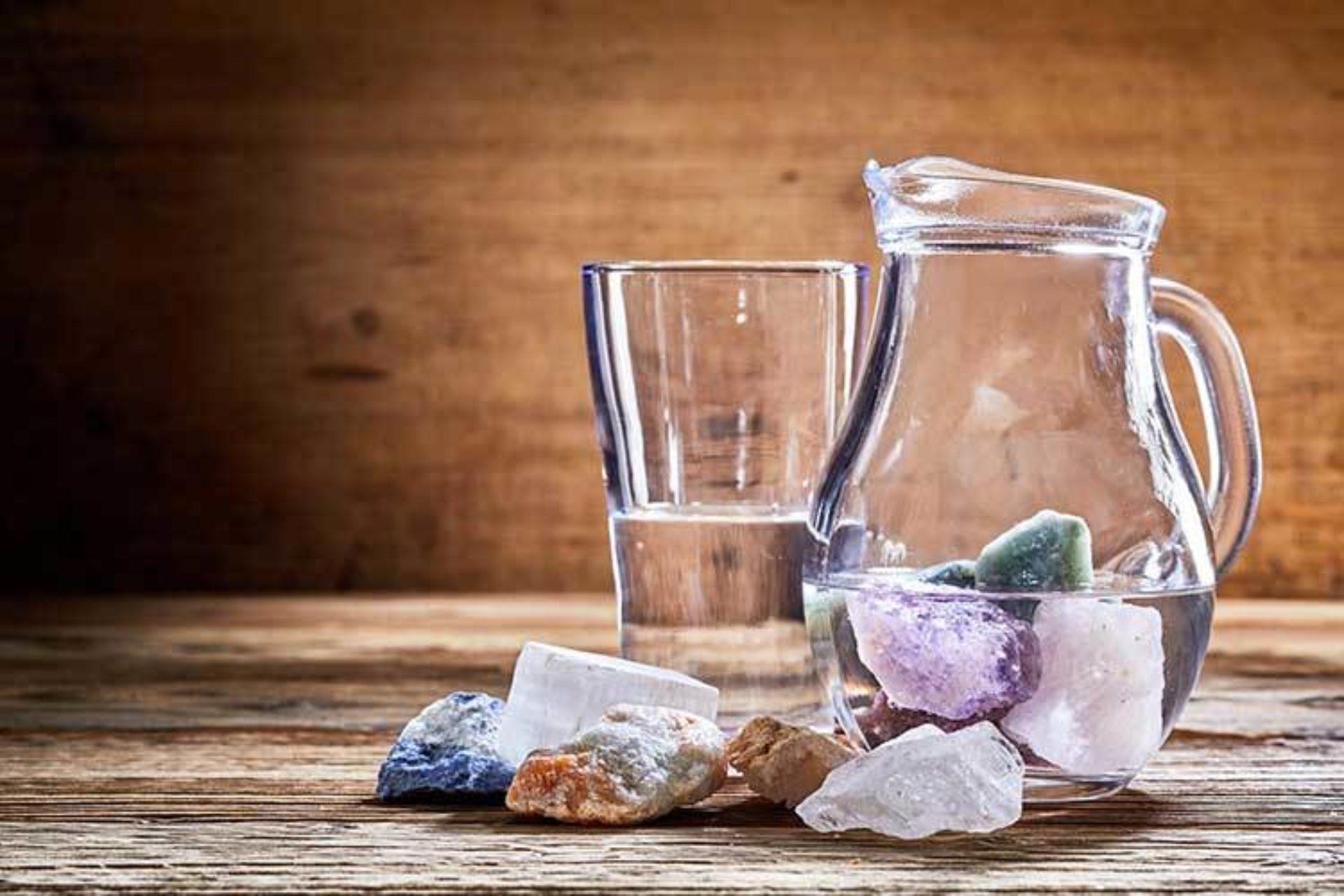 Edelsteen elixirs - pure kracht in een flesje