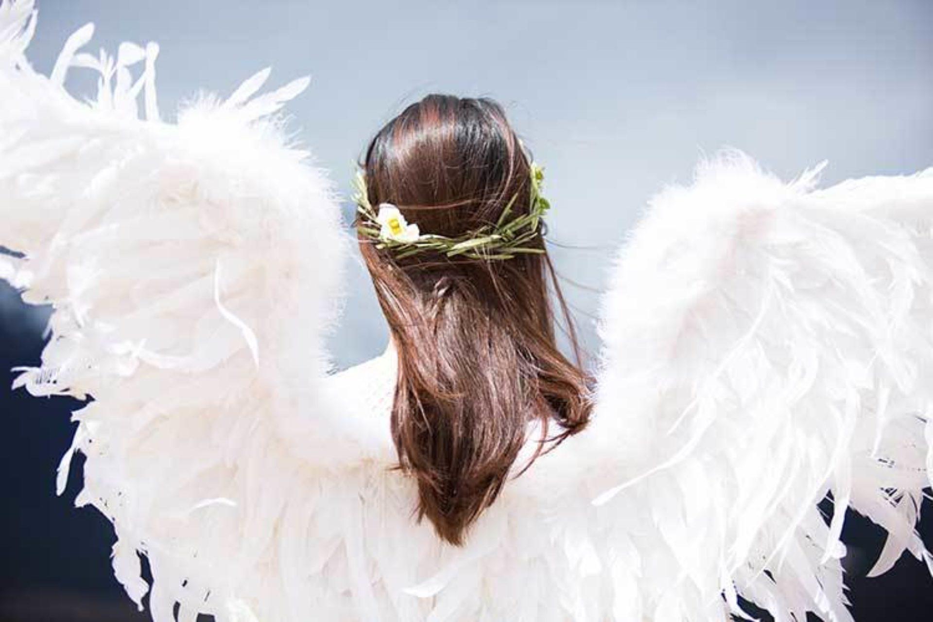 Werken met engelen