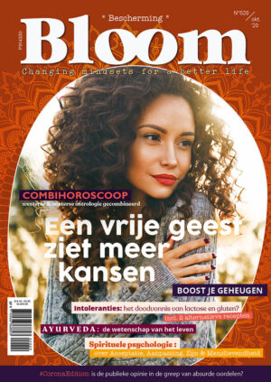 Bloom oktober is uit!