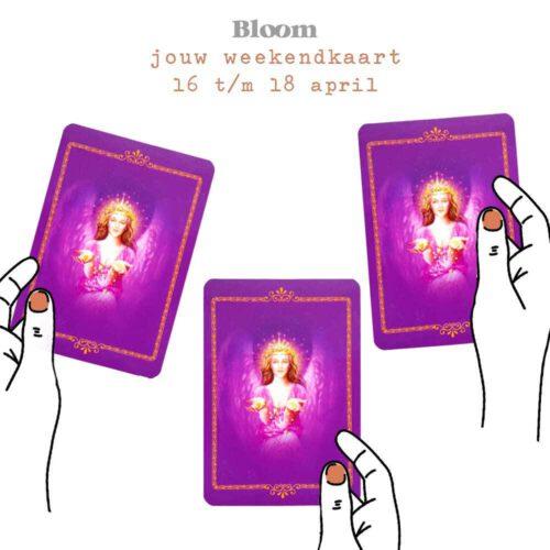Weekend Engelenkaart 16/04/2021 - 18/04/2021
