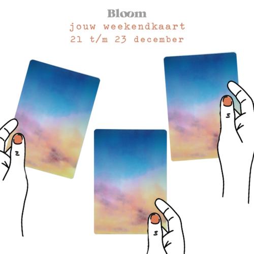 Weekendkaart 21/12/2018 - 23/12/2018