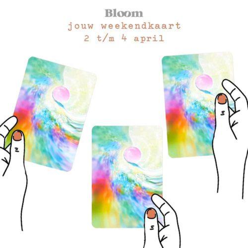 Weekendkaart 2/04/2021 - 4/04/2021