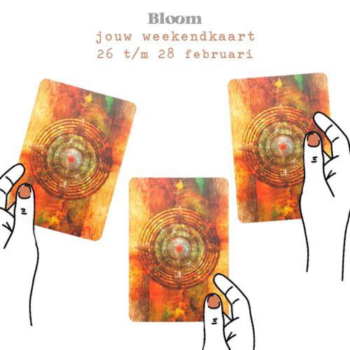 Weekendkaart 26/02/2021 - 28/02/2021