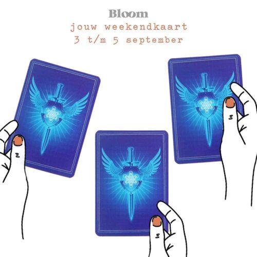 Weekendkaart 3/09/2021 - 5/09/2021