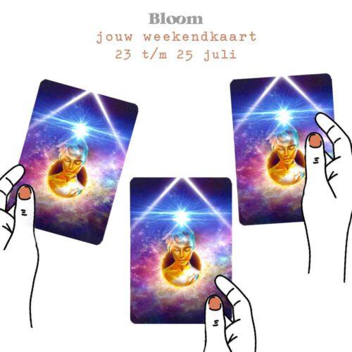 Weekendkaart  23/07/2021 - 25/07/2021