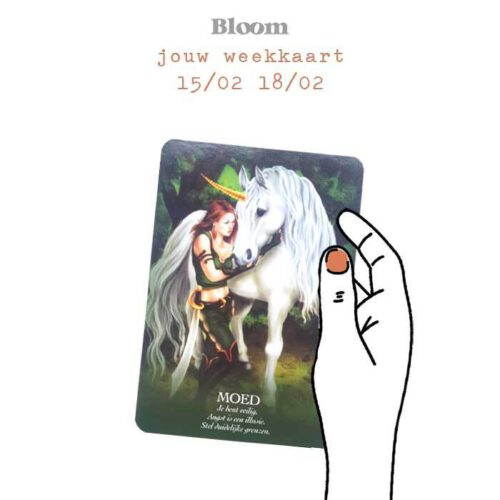 Weekkaart 15/02/2021 - 18/02/2021
