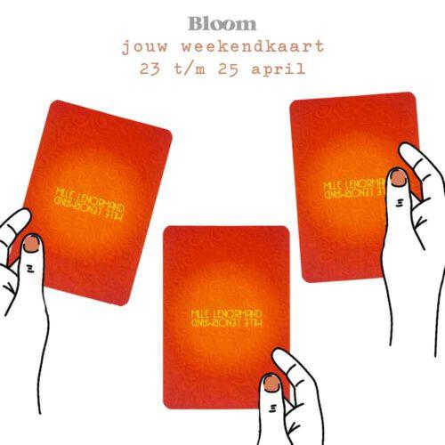 Weekend Engelenkaart 23/04/2021 - 25/04/2021