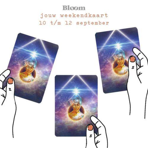 Weekendkaart 10/09/2021 - 12/09/2021