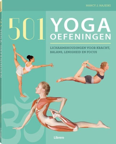 501 yoga oefeningen 9789463592536 Nancy J Hajeski Bloom Web