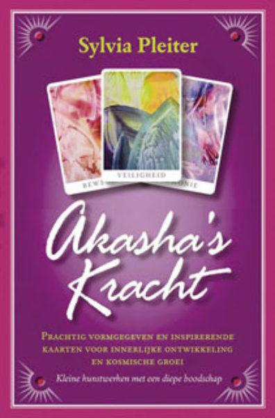 Akashas Kracht Sylvia Pleiter 9789063787486 kaarten Bloom