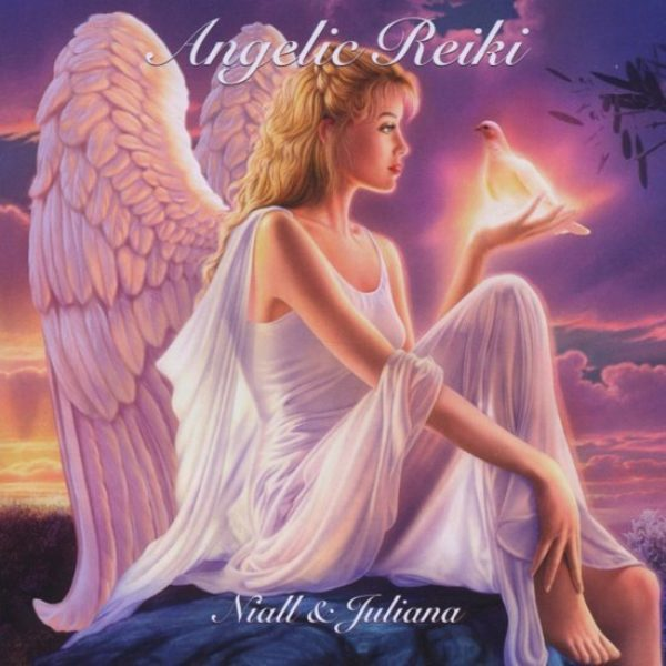 Angelic Reiki Niall CD 5060090221742 Muziek Bloom web
