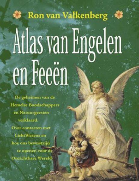 Atlas Van Engelen En Feeën 9789063785222 Ron Van Valkenberg Bloom Web