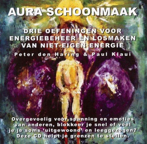 Aura Schoonmaak Peter Den Haring CD Muziek Bloom web