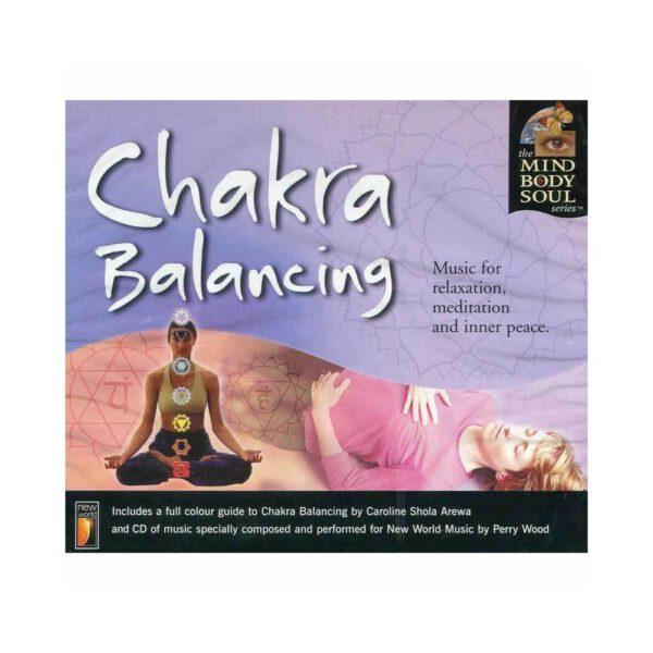 Balancing Chakaras CD