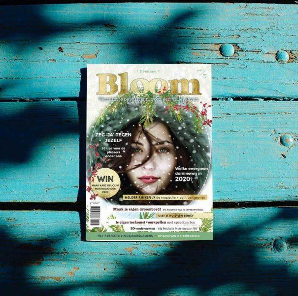 Bloom december 2019 cover gold abonnement