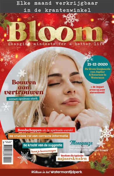 Bloom december 2020 tijdschrift cover web