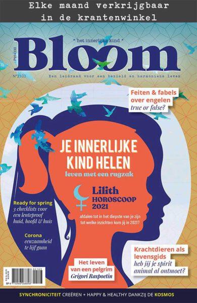 Bloom editie 3 2021 magazine cover shop web