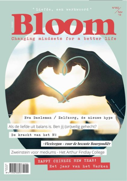 Bloom Februari 2019 Tijdschrift