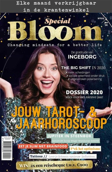 Bloom januari 2020 magazine cover shop web