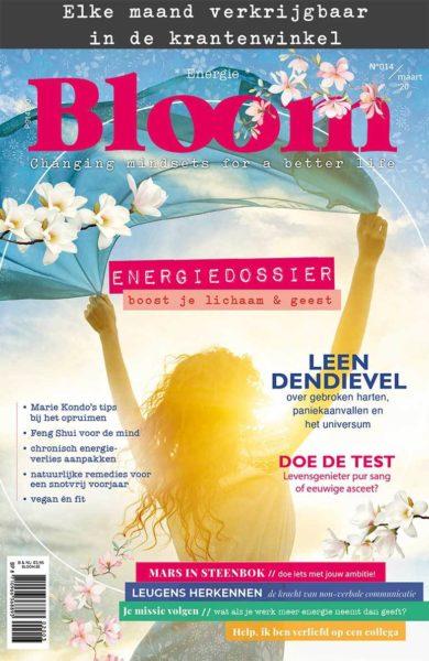 Bloom maart 2020 magazine tijdschrift web