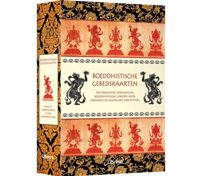 Boeddhistische gebedskaarten Librero 9789057644511 kaarten Bloom web