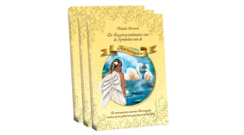 Boek De Kaartencombinaties Van De Symbolen Van De Aartsengelen 9789492755001 Maaike Kersten Bloom Web