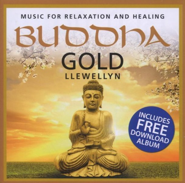 Buddha Gold Llewellyn CD 5060090222183 Muziek Bloom web