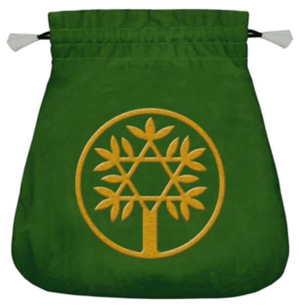 Tarotbuidel Keltische Boom opbergzakje Bloom Webshop