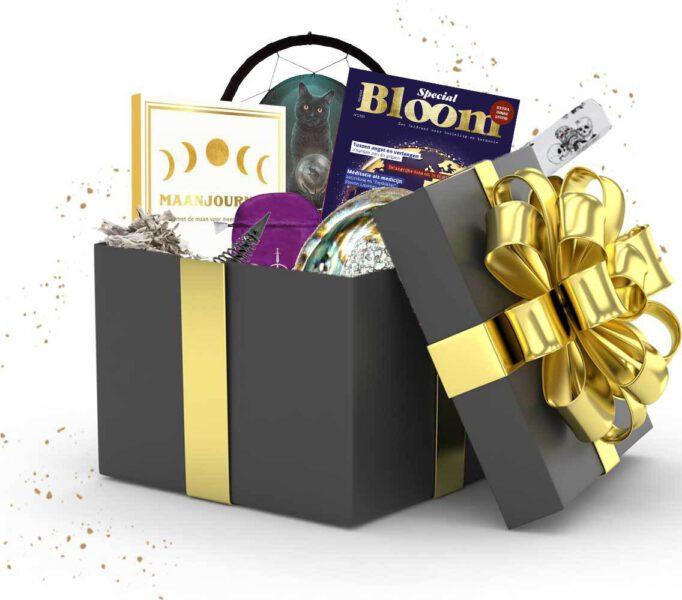 Cadeaubox mystical wicca pakket cadeau Bloom web