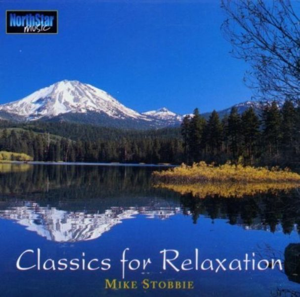 Classics for relaxation Mike Stobbie CD 0654026018923 Muziek Bloom web