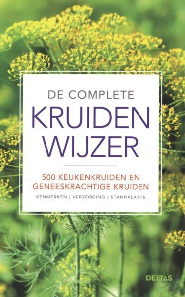 Complete kruidenwijzer Franz Xaver Treml 9789044754698 boek Bloom web