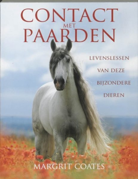 Contact met paarden Margrit Coates 9789020202458 boek Bloom web