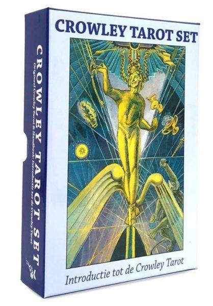 Crowley Thoth Tarot kaarten SET 9789073140288 Bloom Web