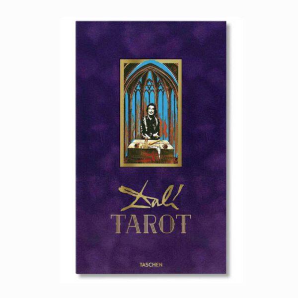 Dali Tarot Johannes Fiebig 9783836576123 boek Bloom web