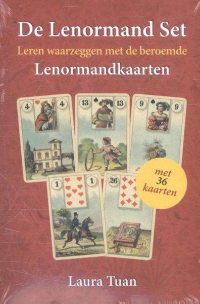 De Lenormand Set Laura Tuan 9789075145502 Boek Kaartenset Bloom Web