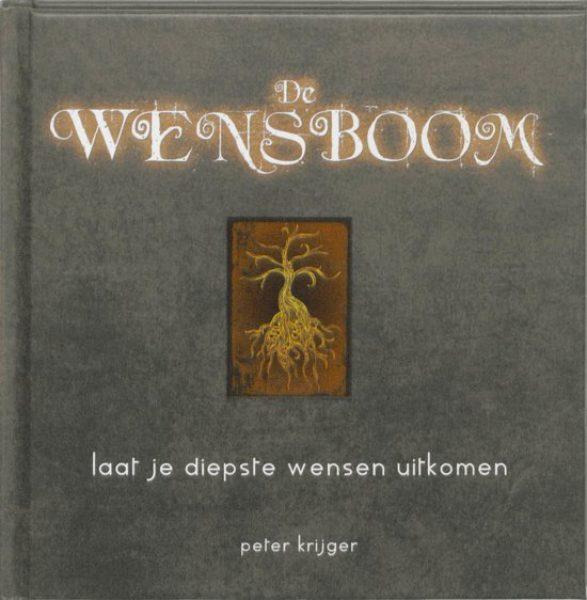 De Wensboom Peter Krijger 9789077462485 boek Bloom web